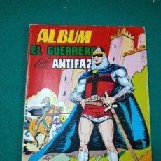 Tebeos: ALBUM EL GUERRERO DEL ANTIFAZ ENERO DE 1981. EDITORA VALENCIANA. EDIVAL.. Lote 288607378