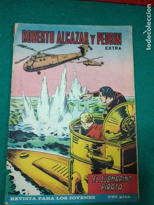 ROBERTO ALCAZAR Y PEDRIN. EXTRA Nº 39. EDITORA VALENCIANA 1967. (Tebeos y Comics - Valenciana - Roberto Alcázar y Pedrín)