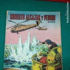 Tebeos: ROBERTO ALCAZAR Y PEDRIN. EXTRA Nº 39. EDITORA VALENCIANA 1967.. Lote 288615308
