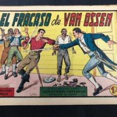 Tebeos: COMIC ORIGINAL MILTON EL CORSARIO Nº 61 EDITORIAL VALENCIANA. Lote 288633748
