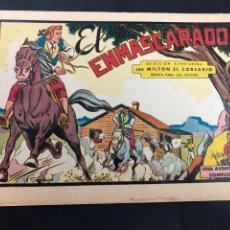 Tebeos: COMIC ORIGINAL MILTON EL CORSARIO Nº 82 EDITORIAL VALENCIANA. Lote 288634543