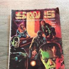 Tebeos: SOS Nº 51 , SEGUNDA ÉPOCA, EDITORIAL VALENCIANA. Lote 288643043