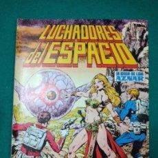 Tebeos: LUCHADORES DEL ESPACIO Nº 11. LA SAGA DE LOS AZNAR - EXILADOS EN LA TIERRA- ED VALENCIANA 1978. Lote 288673768