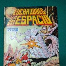 Tebeos: LUCHADORES DEL ESPACIO Nº 12. LA SAGA DE LOS AZNAR - LA CONQUISTA DE UN IMPERIO. ED VALENCIANA 1978. Lote 288674028