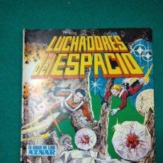 Tebeos: LUCHADORES DEL ESPACIO Nº 13. LA SAGA DE LOS AZNAR -VIAJE AL CORAZON DEL PLANETA. ED VALENCIANA 1978. Lote 288674478