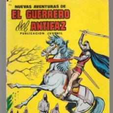 Tebeos: EL GUERRERO DEL ANTIFAZ. NUEVAS AVENTURAS. Nº 61. VALENCIANA, 1980. (C/A101. Lote 288874663