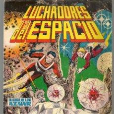 Tebeos: LUCHADORES DEL ESPACIO. Nº 13. VIAJE AL CORAZÓN DEL PLANETA. VALENCIANA, 1978.(C/A101. Lote 288876598