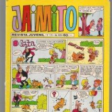 Tebeos: JAIMITO. Nº 1594. VALENCIANA, 1982.(C/A101. Lote 288876893