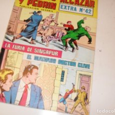 Giornalini: ROBERTO ALCAZAR Y PEDRIN EXTRA 42,.EDITORIAL VALENCIANA,AÑO 1976.. Lote 289197638