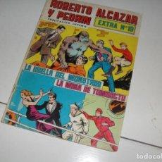 Giornalini: ROBERTO ALCAZAR Y PEDRIN EXTRA 19,.EDITORIAL VALENCIANA,AÑO 1976.. Lote 289199093