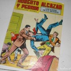 Tebeos: ROBERTO ALCAZAR Y PEDRIN COLOR 112.EDITORIAL VALENCIANA,AÑO 1976.. Lote 289225623