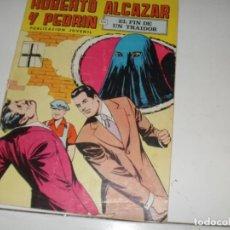 Tebeos: ROBERTO ALCAZAR Y PEDRIN COLOR 110.EDITORIAL VALENCIANA,AÑO 1976.. Lote 289226213