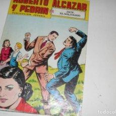 Tebeos: ROBERTO ALCAZAR Y PEDRIN COLOR 109.EDITORIAL VALENCIANA,AÑO 1976.. Lote 289226508