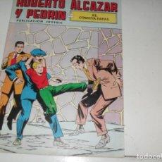 Tebeos: ROBERTO ALCAZAR Y PEDRIN COLOR 106.EDITORIAL VALENCIANA,AÑO 1976.. Lote 289226623