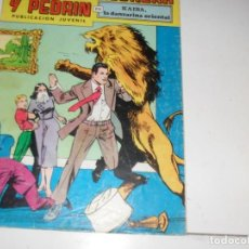 Tebeos: ROBERTO ALCAZAR Y PEDRIN COLOR 105.EDITORIAL VALENCIANA,AÑO 1976.. Lote 289226803