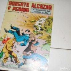 Tebeos: ROBERTO ALCAZAR Y PEDRIN COLOR 104.EDITORIAL VALENCIANA,AÑO 1976.. Lote 289226973