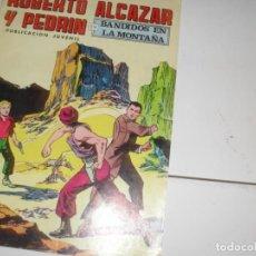 Tebeos: ROBERTO ALCAZAR Y PEDRIN COLOR 102.EDITORIAL VALENCIANA,AÑO 1976.. Lote 289227473