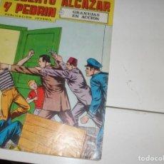 Tebeos: ROBERTO ALCAZAR Y PEDRIN COLOR 101.EDITORIAL VALENCIANA,AÑO 1976.. Lote 289227708