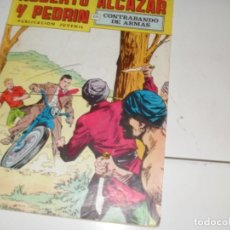 Tebeos: ROBERTO ALCAZAR Y PEDRIN COLOR 100.EDITORIAL VALENCIANA,AÑO 1976.. Lote 289227808