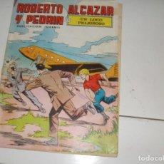 Tebeos: ROBERTO ALCAZAR Y PEDRIN COLOR 98.EDITORIAL VALENCIANA,AÑO 1976.. Lote 289228268