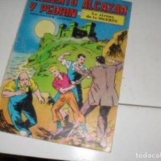 Tebeos: ROBERTO ALCAZAR Y PEDRIN COLOR 91.EDITORIAL VALENCIANA,AÑO 1976.. Lote 289229093