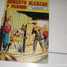 Tebeos: ROBERTO ALCAZAR Y PEDRIN COLOR 90.EDITORIAL VALENCIANA,AÑO 1976.. Lote 289229388