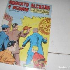 Tebeos: ROBERTO ALCAZAR Y PEDRIN COLOR 53.EDITORIAL VALENCIANA,AÑO 1976.. Lote 289230988