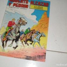 Tebeos: ROBERTO ALCAZAR Y PEDRIN COLOR 47.EDITORIAL VALENCIANA,AÑO 1976.. Lote 289231123