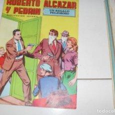 Tebeos: ROBERTO ALCAZAR Y PEDRIN COLOR 49.EDITORIAL VALENCIANA,AÑO 1976.. Lote 289231533