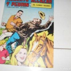 Tebeos: ROBERTO ALCAZAR Y PEDRIN COLOR 46.EDITORIAL VALENCIANA,AÑO 1976.. Lote 289231758