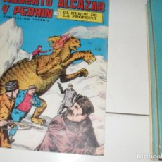 Tebeos: ROBERTO ALCAZAR Y PEDRIN COLOR 43.EDITORIAL VALENCIANA,AÑO 1976.. Lote 289231868