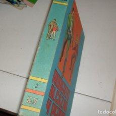 Tebeos: TOMO 2 ROBERTO ALCAZAR COLOR.EDITORIAL VALENCIANA,AÑO 1976.. Lote 289232383