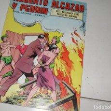Tebeos: ROBERTO ALCAZAR COLOR 12,PRIMEROS NUMEROS.EDITORIAL VALENCIANA,AÑO 1976.. Lote 289232978