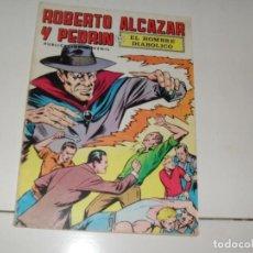 Tebeos: ROBERTO ALCAZAR COLOR 1,EL PRIMERO,PRIMEROS NUMEROS.EDITORIAL VALENCIANA,AÑO 1976.. Lote 289233143
