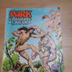 Tebeos: COMIC PURK EL HOMBRE DE PIEDRA Nº 21 EDIVAL 1974. Lote 289330013