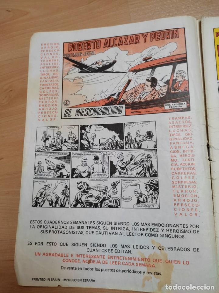 Tebeos: Comic PURK el Hombre de Piedra Nº 21 EDIVAL 1974 - Foto 2 - 289330013