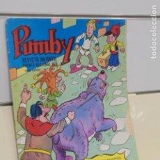 Tebeos: PUMBY Nº 1161 - VALENCIANA. Lote 289333153