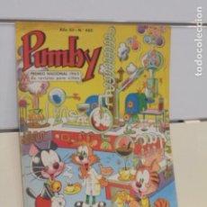 Tebeos: PUMBY Nº 480 - VALENCIANA. Lote 289334893