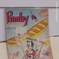 Tebeos: PUMBY Nº 482 - VALENCIANA. Lote 289337178