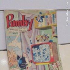 Tebeos: PUMBY Nº 483 - VALENCIANA. Lote 289337358