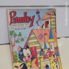 Tebeos: PUMBY Nº 495 - VALENCIANA. Lote 289339613