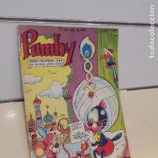 Tebeos: PUMBY Nº 496 - VALENCIANA. Lote 289340518