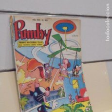Tebeos: PUMBY Nº 497 - VALENCIANA. Lote 289340648
