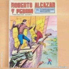 Tebeos: ROBERTO ALCAZAR Y PEDRIN - EL CAMPANARIO MALDITO. VALENCIANA. NUM 37. Lote 289494453