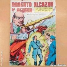 Tebeos: ROBERTO ALCAZAR Y PEDRIN - LA DESTRUCCION DE EL RAYO. VALENCIANA. NUM 6. Lote 289494728
