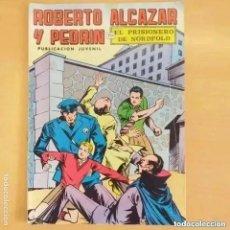Tebeos: ROBERTO ALCAZAR Y PEDRIN - EL PRISIONERO DE NORDFOLD VALENCIANA NUM 2. Lote 289495983