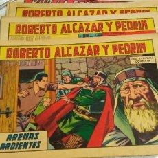 Tebeos: COMICS ROBERTO ALCAZAR Y PEDRIN LOTE DE 8 UDS.. Lote 289515563