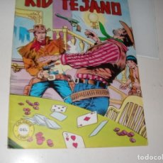 Tebeos: KID TEJANO 1,EL PRIMERO.REEDICION COLOR.EDITORIAL VALENCIANA,AÑO 1979.. Lote 289617578