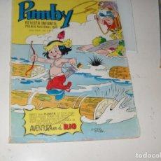 Tebeos: PUMBY 1175.EDITORIAL VALENCIANA,AÑO 1955.. Lote 289621998