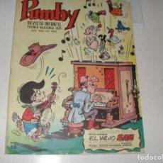 Tebeos: PUMBY 966.EDITORIAL VALENCIANA,AÑO 1955.. Lote 289657573